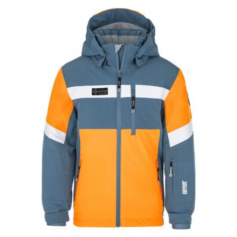 Dětská zimní bunda KILPI PONTE-JB modrá