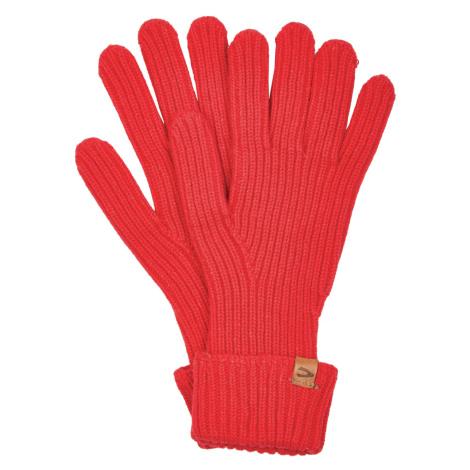 Rukavice Camel Active Handschuh-Strick - Červená