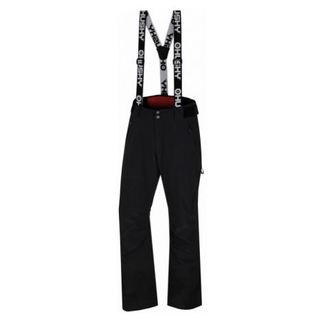 Pánské lyžařské kalhoty HUSKY Mitaly M černá