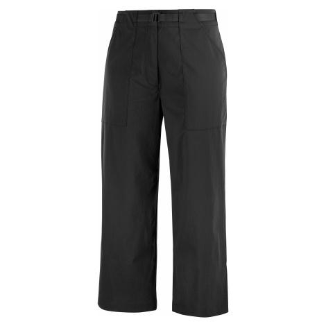 Kalhoty Salomon Outrack High Pants W - černá