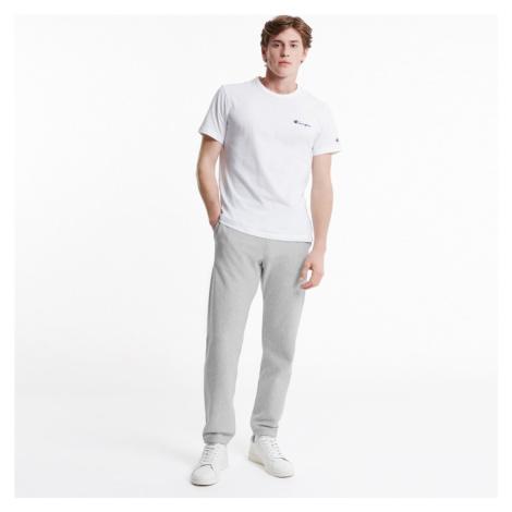 Světle šedé tepláky Elastic Cuff Pants Champion