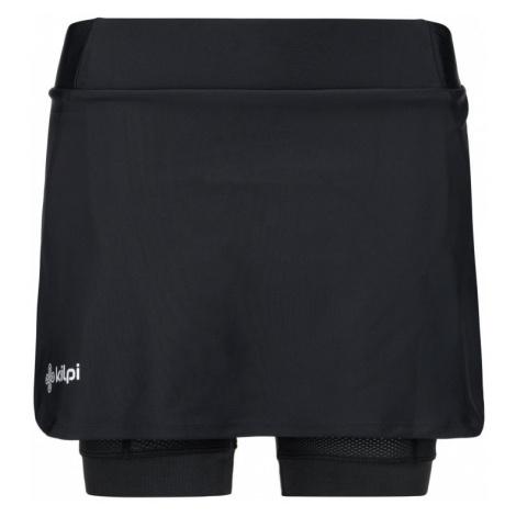 Dámská cyklistická sukně Jola-w černá - Kilpi