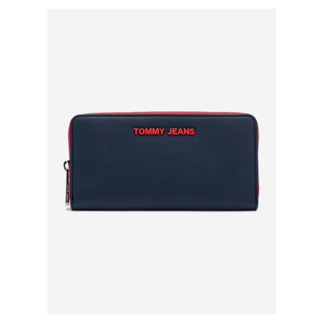 Essential Peněženka Tommy Jeans Modrá Tommy Hilfiger