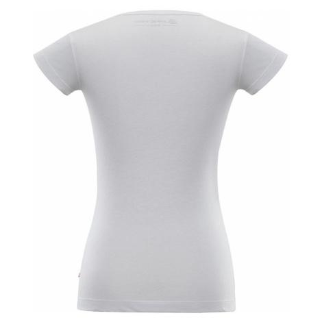 Dámské triko Alpine Pro SASHA 2 - bílá