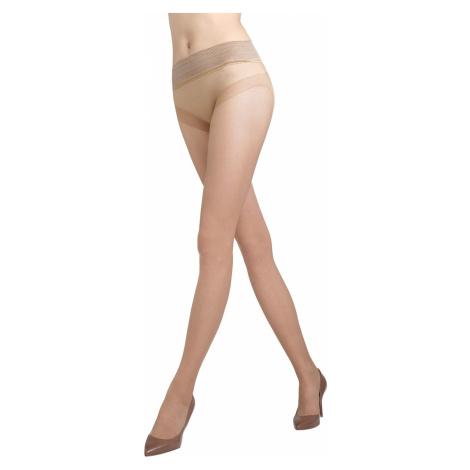 Dámské bezešvé punčochové kalhoty Discrete 15 DEN Gatta