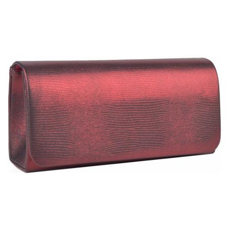 Charmel Elegantní červené psaníčko