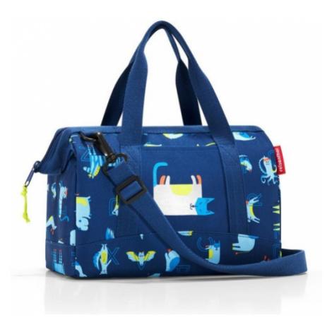Cestovní taška Reisenthel Allrounder XS kids Abc friends blue