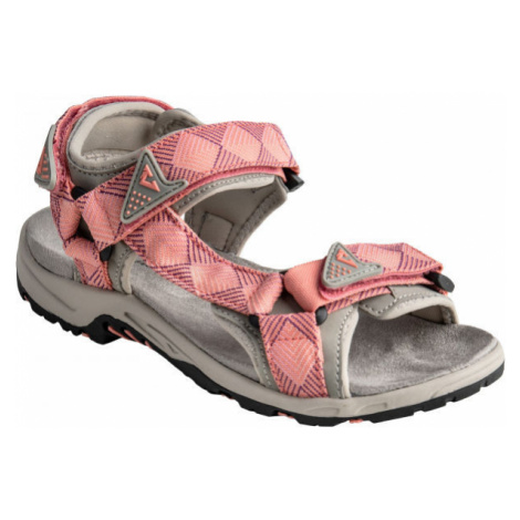 Crossroad MADDY růžová - Dámské sandály