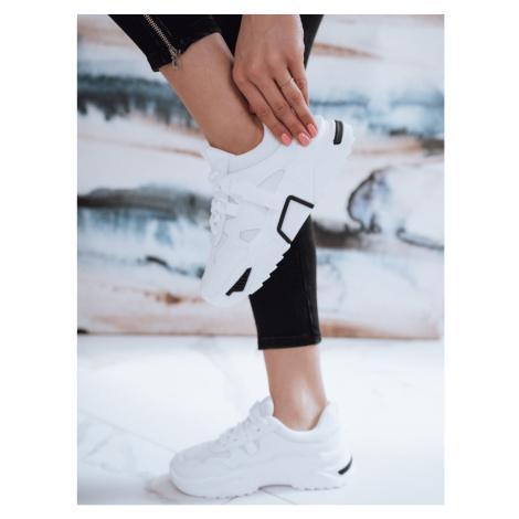 Women's sneakers TERMI white Dstreet ZY0066