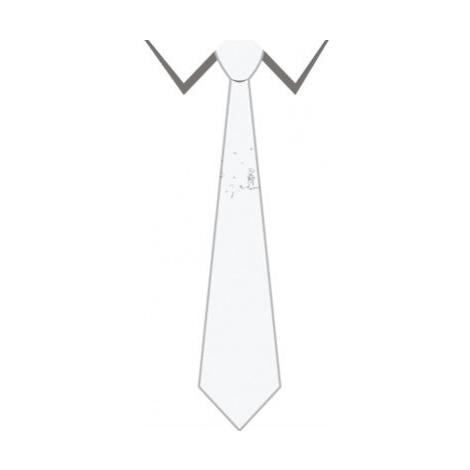 Kravata bílá Malý princ