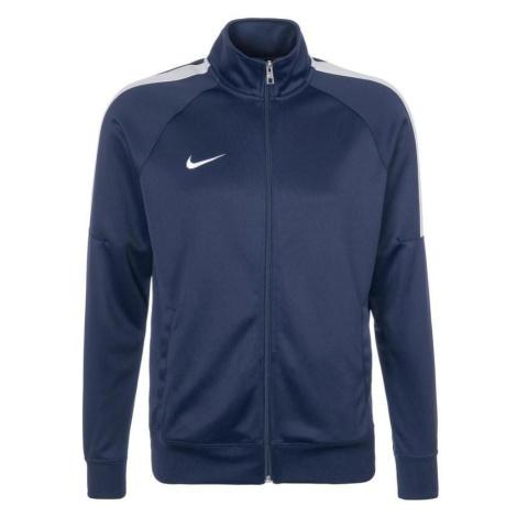 Bunda Nike Team Club Trainer Tmavě modrá