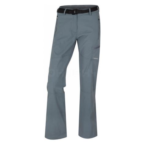 Kalhoty HUSKY Kauby tm. šedá