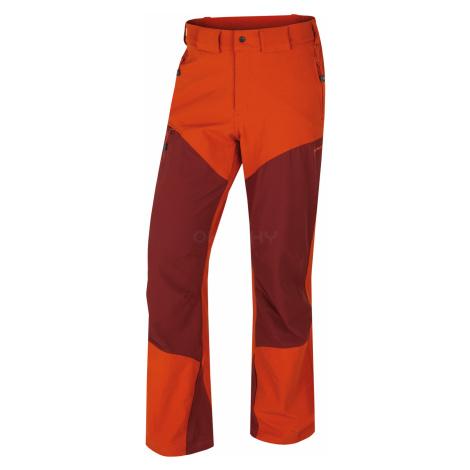 Husky Keiry M, sv. hnědá Pánské outdoor kalhoty