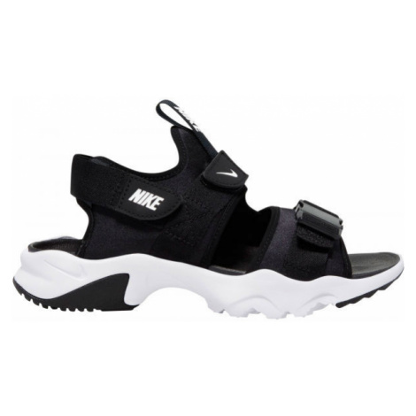 Nike CANYON SANDAL černá - Dámské sandály