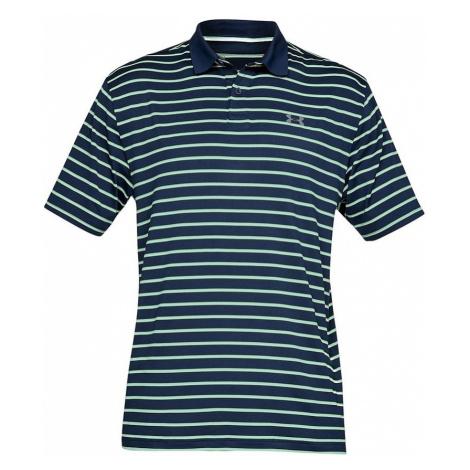 Pánské triko s límečkem Under Armour Performance Polo 2.0 Divot Stripe