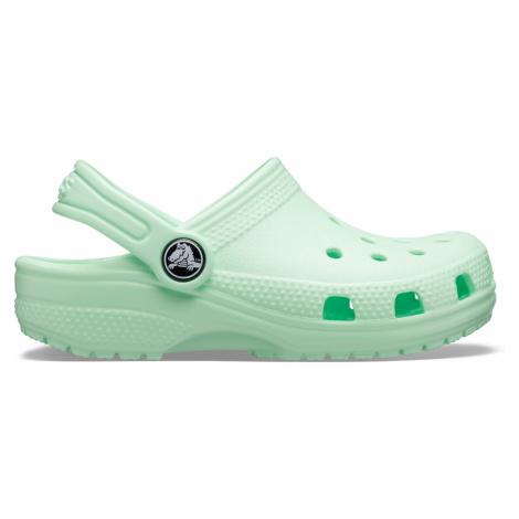 Crocs Classic Clog K Neo Mint