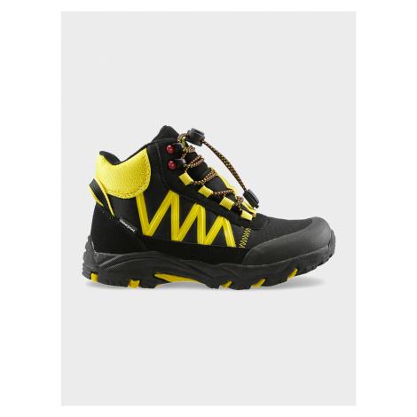 4F Chlapecké zimní boty (30-38)
