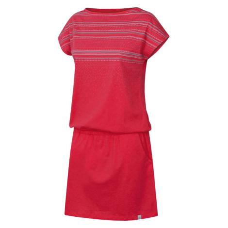Hannah ODETTE růžová - Dámské šaty