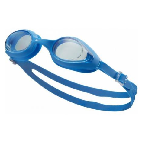 Nike HIGHTIDE modrá - Plavecké brýle