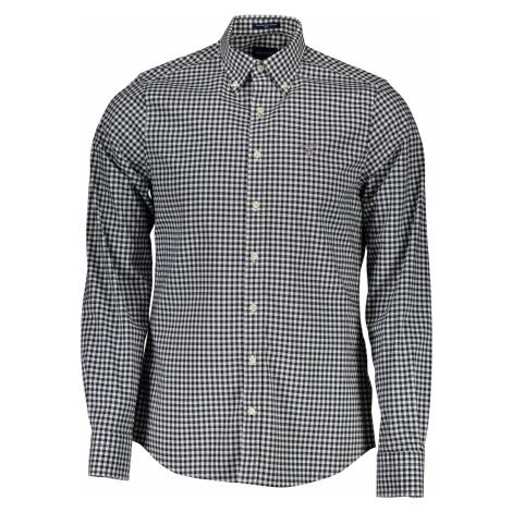 GANT košile s dlouhým rukávem Barva: BLU