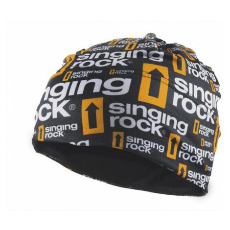 Tenká čepice Singing Rock BEANIE loga