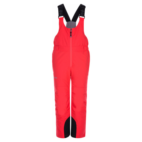 Dětské zimní lyžařské kalhoty KILPI DARYL-J růžová