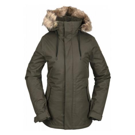 Volcom FAWN INS - Dámská zimní bunda
