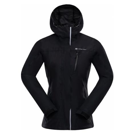 Dámská bunda Alpine Pro JUSTICA 2 - černá