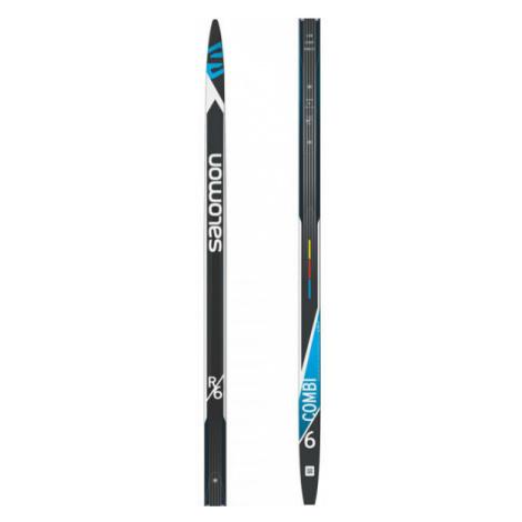 Salomon SET R 6 COMBI + PLK PRO COMBI - Běžecké lyže kombi