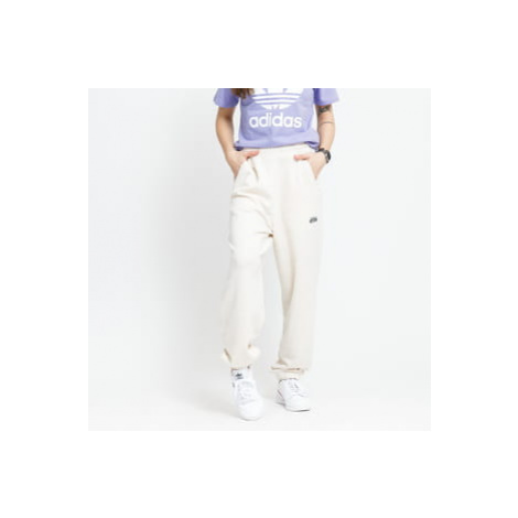 adidas Originals Pants melange krémové