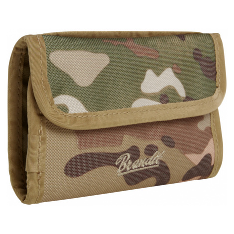Brandit Peněženka Wallet Two tactical camo