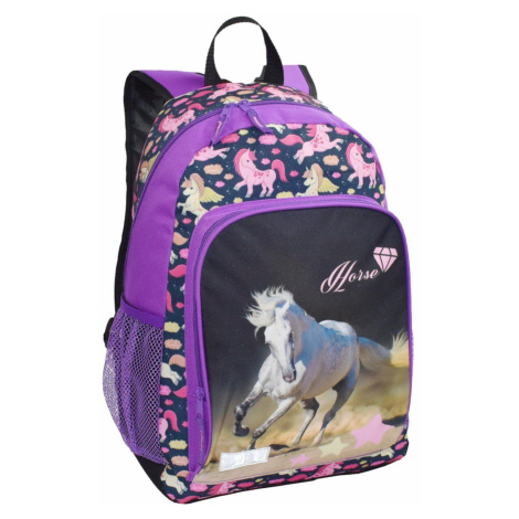 Semiline Kids's Backpack 4897 Multicolour
