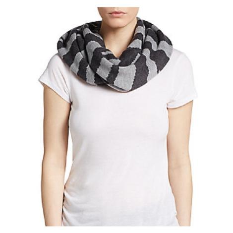 Calvin Klein šála Zebra Print Knit
