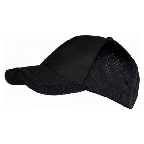 Willard BRAN černá - Pánská čepice s kšiltem
