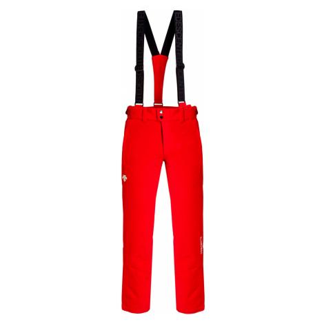 Lyžařské kalhoty Descente RIDER červená