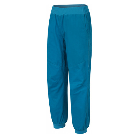 HANNAH AMOREN JR Dívčí kalhoty 10003183HHX01 Algiers blue