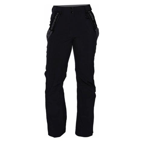 NORTHFINDER TODFYSEA Dámské lyžařské kalhoty NO-4651SNW269 černá