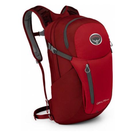 OSPREY Daylite Plus Outdoorový batoh OSP2103036804 real red S
