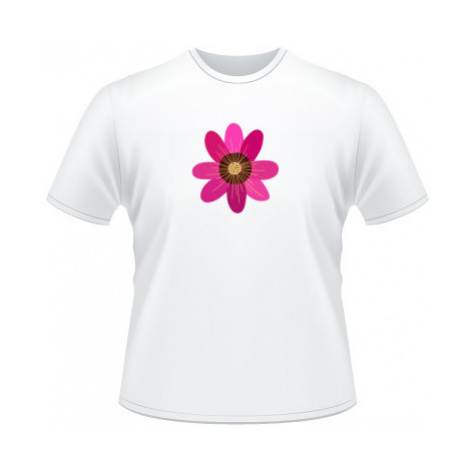 Pánské tričko SuperStar Květina