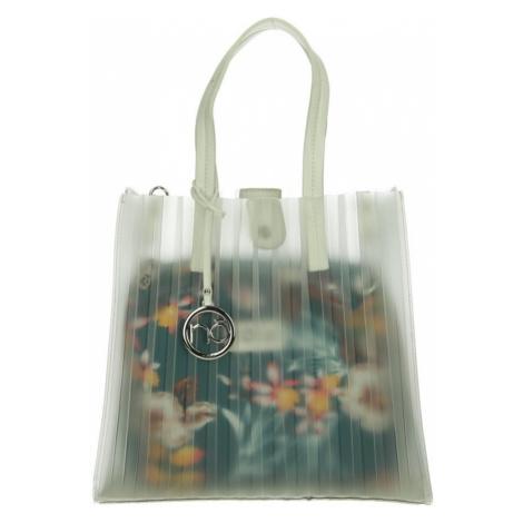 NOBO originální kabelka 2v1 průhledná vložka kosmetická taška A4