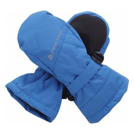 Dětské rukavice Alpine Pro PATO - modrá