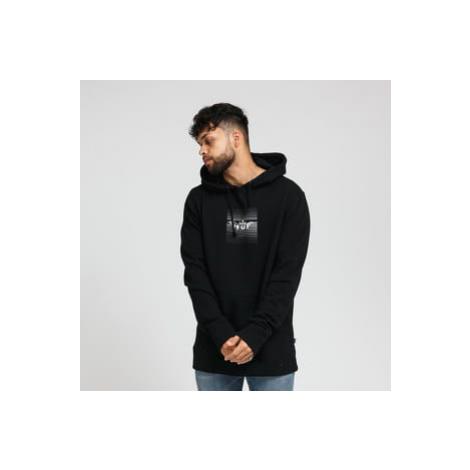 HUF Voyeur Box Logo Hoodie černá
