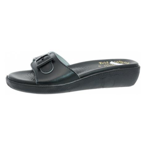 Pantofle Šmíd 1 pásek černá EU 42