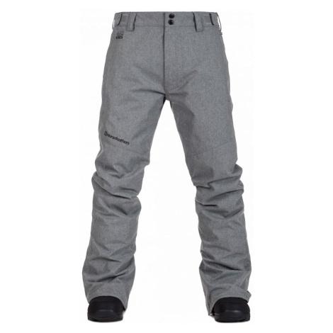Kalhoty Horsefeathers Spire heather gray