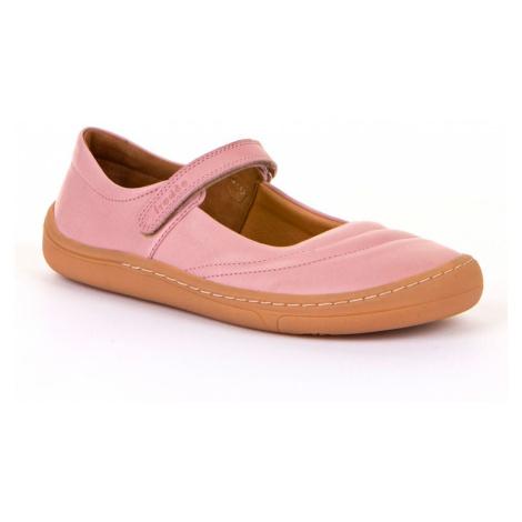boty Froddo baleríny Pink G3140124-2 AD