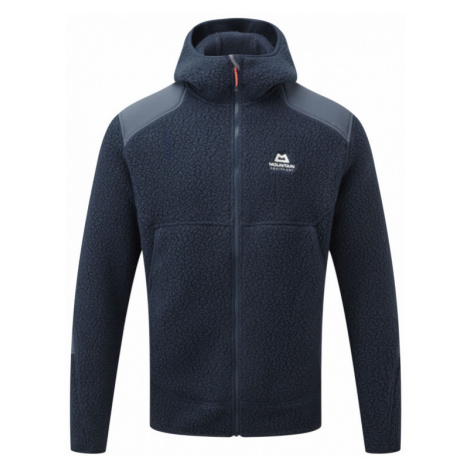 Pánská mikina Mountain Equipment Moreno Hooded Jacket cosmos/blue nights