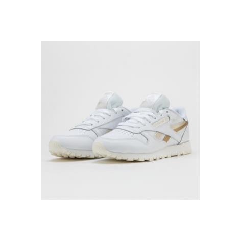 Reebok Classic Leather white / alabas / utibei