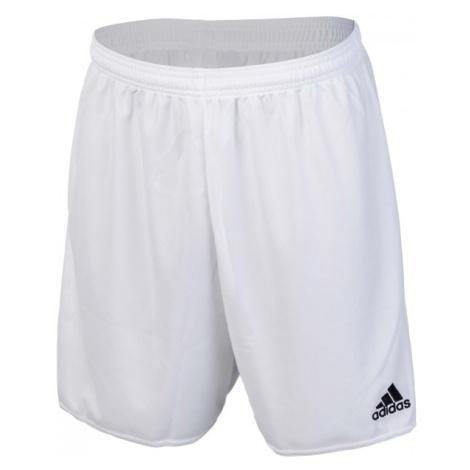 adidas PARMA 16 SHORT bílá - Fotbalové trenky