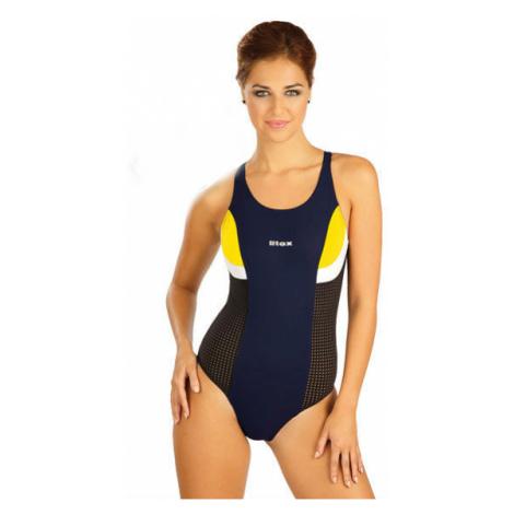 Dámské jednodílné sportovní plavky Litex 52512 | viz. foto