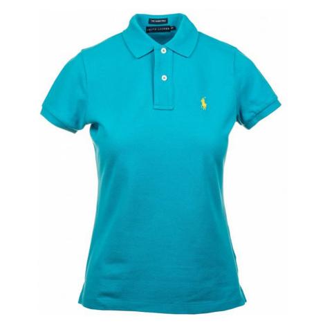 Ralph Lauren Dámské polo tričko světle modré